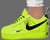 AF1 Neon Green F