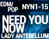 Lady Antebellum - Need