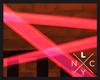 × Neon Red (Unlit)