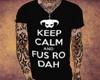 RR| Keep Calm Fus Ro Dah