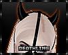 ♰ Deadly Devil Horns
