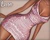 ! Pink Sparkly Dress