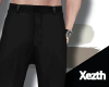 [Xe.] Black Pant