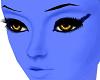 Simple Blue Skin