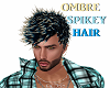 OMBRE/SPIKEY/HAIR