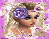 20's Purple Flower Band