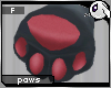 ~Dc) NoClaw BigPaws Pink