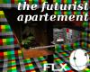 The Futurist Apartement