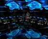 canape bleu rose club