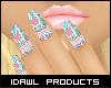 ▴ Aztec Nails