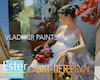 RUSSIAN PAINTS-GARDEN