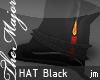 jm  M Hat Black