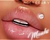 $ Monroe Lip Diamond R