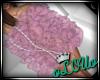 .L. Loofa Pink