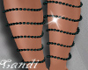 Leg beads
