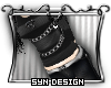 [Syn] Chained Heart Blk