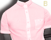 Pink Button Up