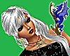 Hilary Platinum Silver