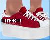 [MESH] Platform Sneakers