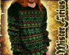 Ugly Sweater Green