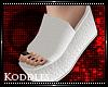 ☠ Platform Sandals F