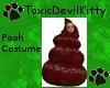 TDK! Poop costume