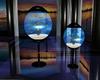 }CB{ Bubble Aquariums