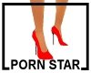 Sexi RED Spike Heels