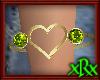 Heart Bracelet August