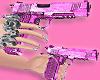 💘 pink gun