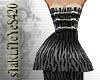 *Zebra* Corset Dress