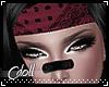 Doll^ Bandana~ Red