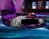 purple passion bed