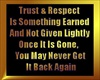 DRB - Trust and Respect