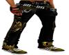 Trinity Blood Jeans (M)