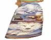 NA Long Wolf Skirt