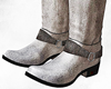 IDI Grey Cowgirl Boots