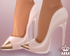 ♥ Boujee Pumps - Cream