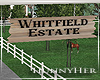 H. Whitfield Estate Gift
