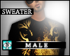 (AS) Sweater TP Gold
