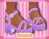➸ Fancy Shoes (purple)