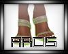 New  Green Heels