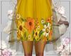 Fiore Skirt- Daffodil