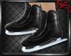 [bz] Ice Skates - Black