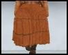 Western Boho Skirt