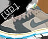 NYX Dunk Low GBY