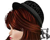 Hat Black Elegant