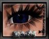 Deep Ocean Blue Eye's