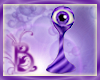 Bou Pwerple Eye Monster