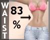 Waist Scaler 83% F A